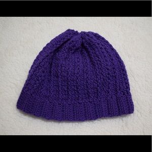 Hand-made Knitted Beanie (New)